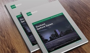 """Nigerian economic and financial market 2015 review and 2016 outlook """"Darkest Before Dawn"""""""